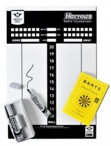Darts scorebord Set