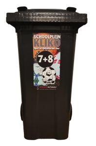 Schoolplein Kliko Groep 7+8