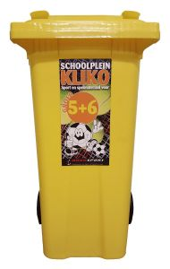 Schoolplein Kliko Groep 5+6