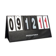 Scorebord 3 Teams