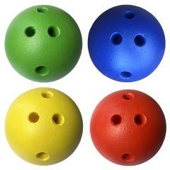Coated Foam Bowling Bal