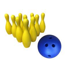 Heavy Foam Bowling Set 10 Kegels + Bal