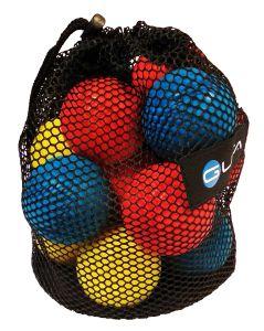 Draagtas Foam Soft Tennisballen 15 stuks