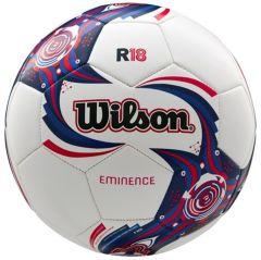 Voetbal Wilson R18 Wit/Blauw