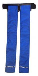 Omnikin Flagriem met 2 flags Blauw