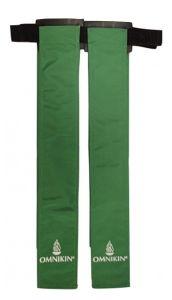 Omnikin Flagriem met 2 flags Groen