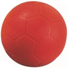 Foamvoetbal 320 gram Rood