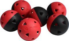 Golfballen Impact Set 6st.