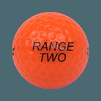 Golfbal Oranje