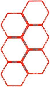 Conditieladder Hexagon