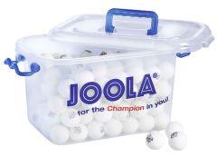 Tafeltennisballen Wit 144 stuks incl. Opbergbox