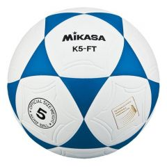 Korfbal Mikasa K5-FT - Blauw / Wit Outdoor