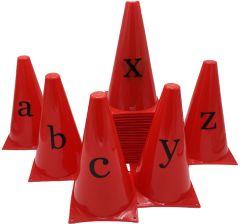 Alfabet Pionnen Set A-Z