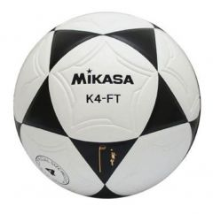 Korfbal Mikasa K4-FT Zwart / Wit Outdoor