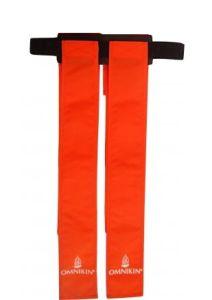 Omnikin Flagriem met 2 flags Oranje