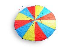 Parachute Multi-color 305 cm + ballen