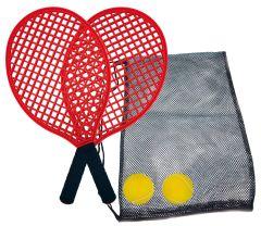 Tennis Set Kunststof Mini