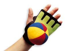 Scatch Handschoenen set + 2 ballen