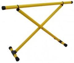 Verstelbare PVC Schaarhorden (15-106cm)