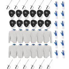 Schermset 12 Leerlingen