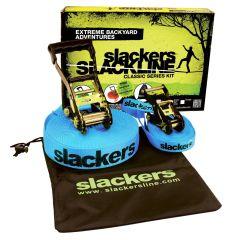 Slackers Slackline classic set (+ leerlijn)