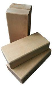 Spelblok Hout Groot 5x10x20 cm