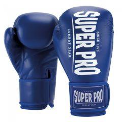 Bokshandschoenen Super Pro Champ Blauw