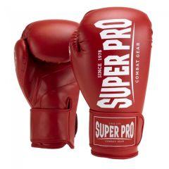 Bokshandschoenen Super Pro Champ Rood
