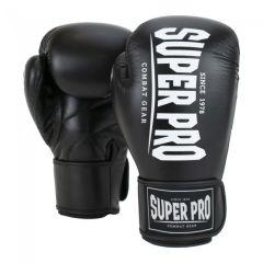 Bokshandschoenen Super Pro Champ Zwart