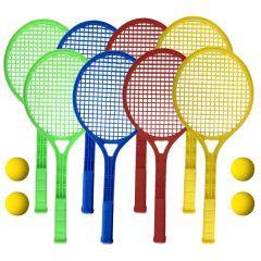Tennisracket Kunststof Schoolset