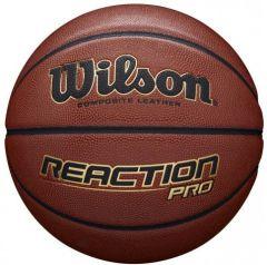 Basketbal Wilson Reaction