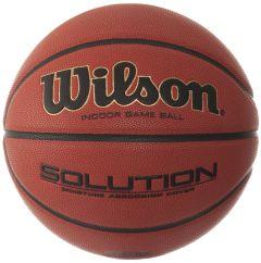 Basketbal Wilson Solution Wedstrijd