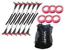 You.Fo Big Bag Schoolset 12 Sticks + 6 Rings
