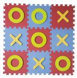 Puzzelmat Tic Tac Toe (90x90cm)